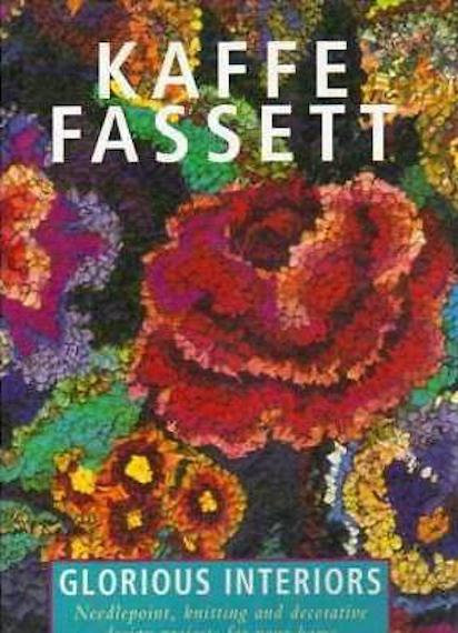 Kaffe Fassett's Glorious Interiors
