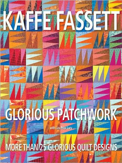 Kaffe Fassett Glorious Patchwork