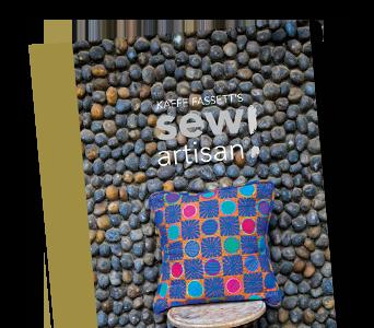 Kaffe Fassett - Sew Artisan Book