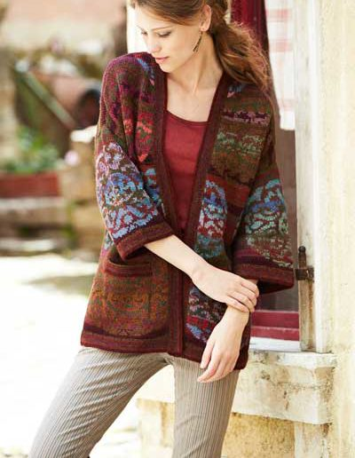 Mandala-Kimono