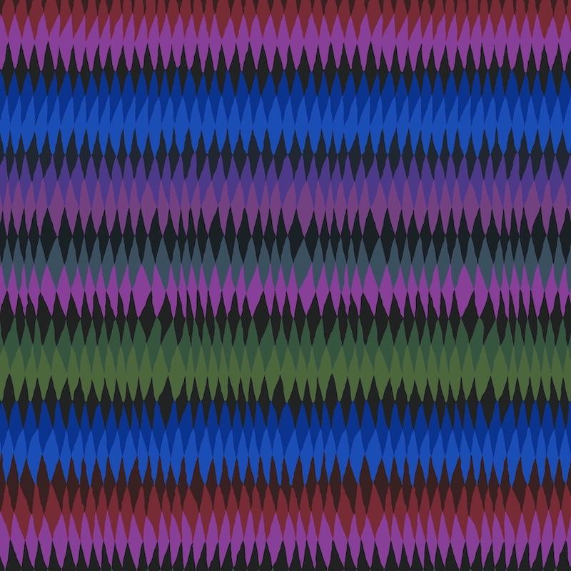 Diamond Stripe - PWGP170 - Moody