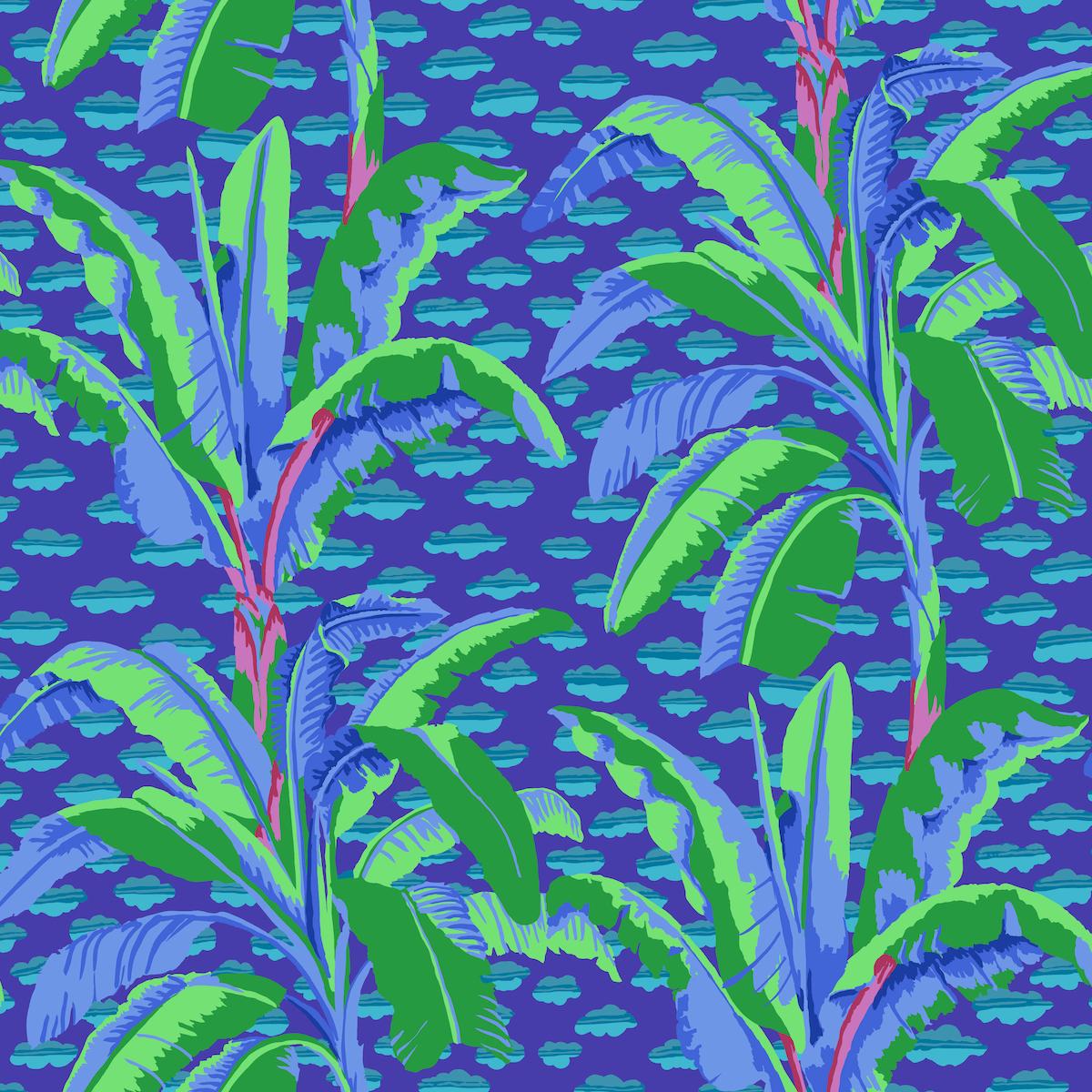Banana Tree - PWGP179 - Purple