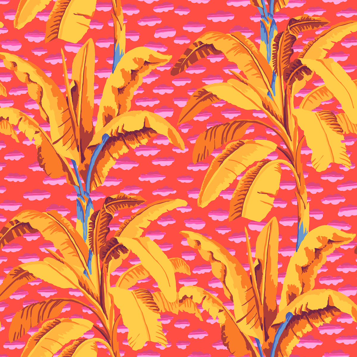 Banana Tree - PWGP179 - Red