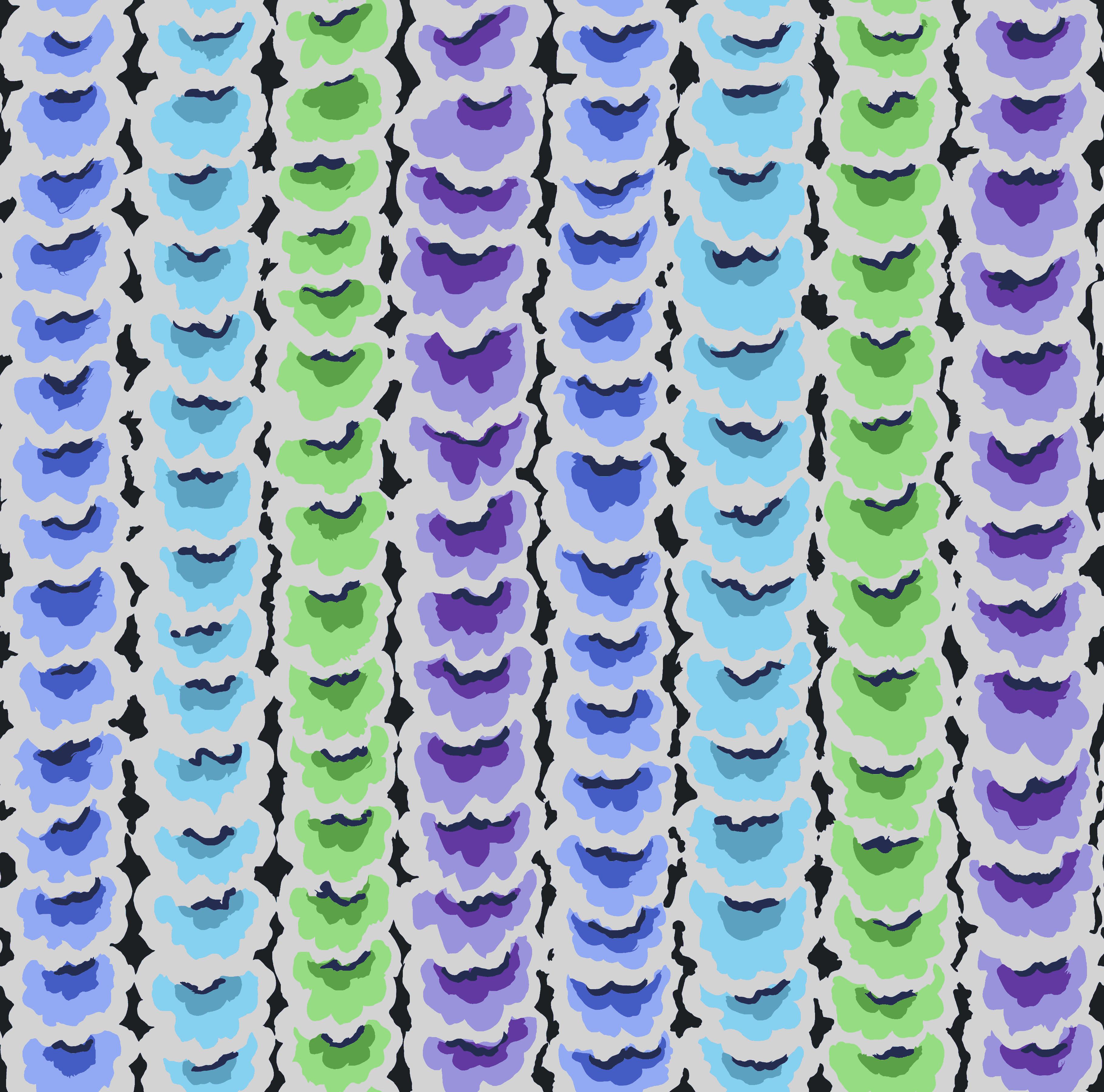 Garlands - PWGP181 - Blue