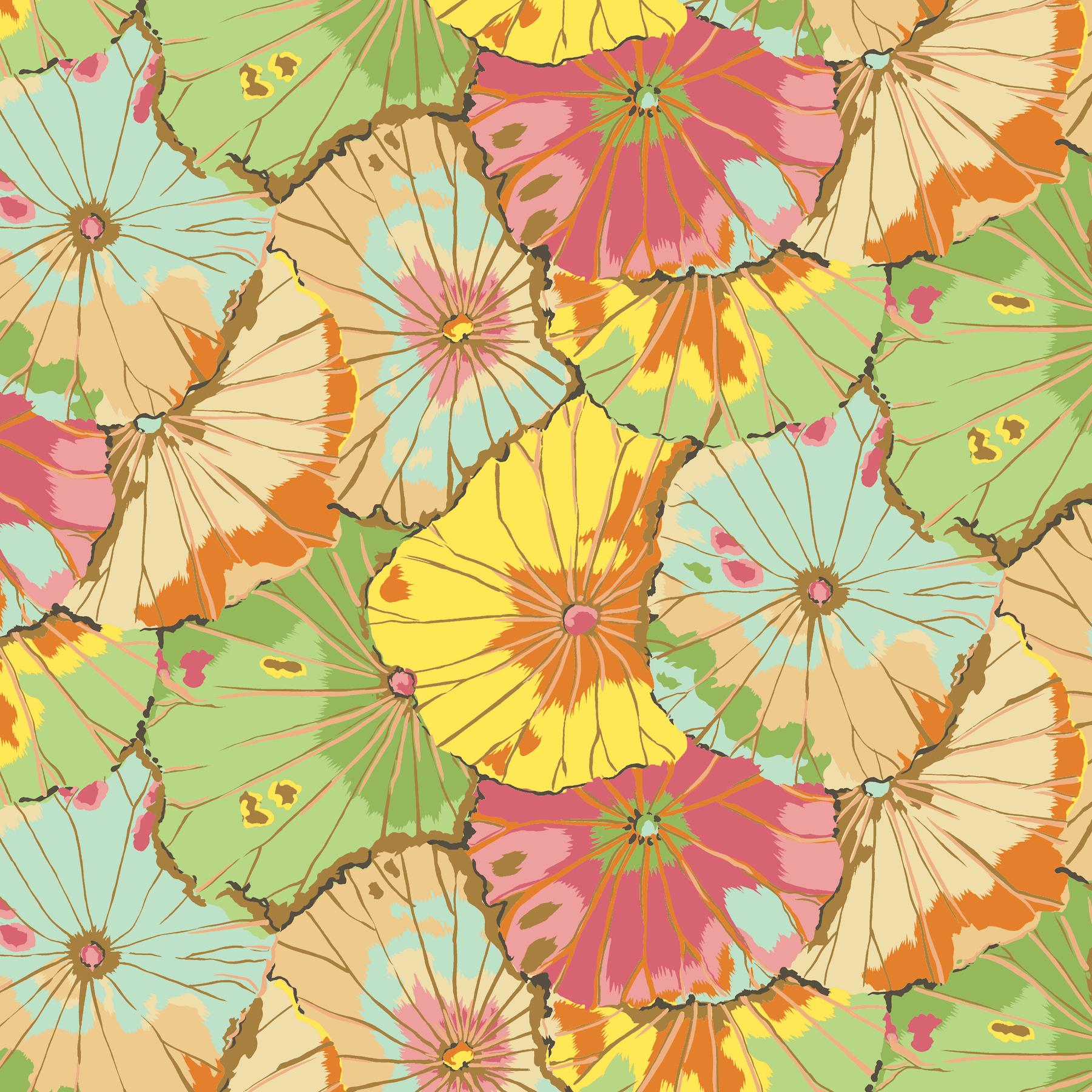Lotus Leaf - WIDE BACK - QBGP007 - Jade