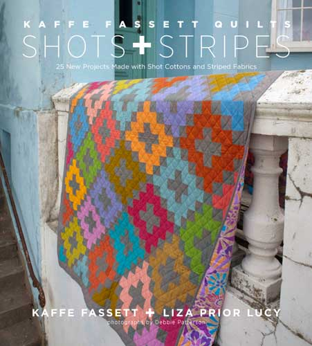 Kaffe Fassett - Shots and Stripes