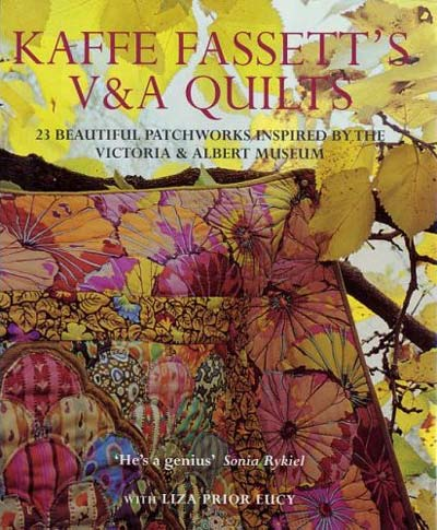 Kaffe Fassett V&A Quilts