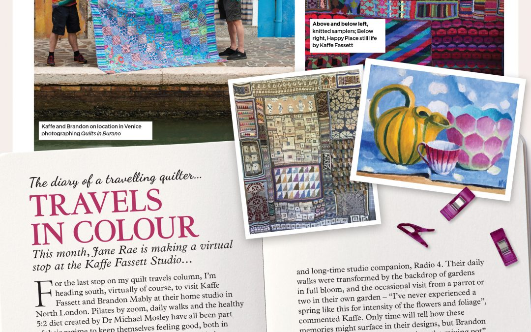 Today's Quilter Magazine Issue 67