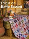 Focus on Kaffe Fassett