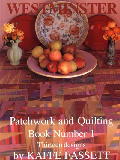 Rowan Patchwork & Quilting Book Number 1