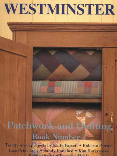 Rowan Patchwork & Quilting Book Number 3