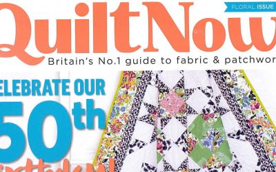 Quilt Now Issue 50